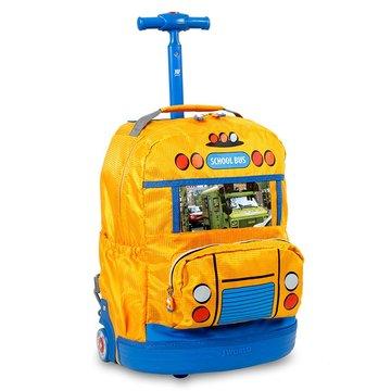 School Bus Kids Trolley